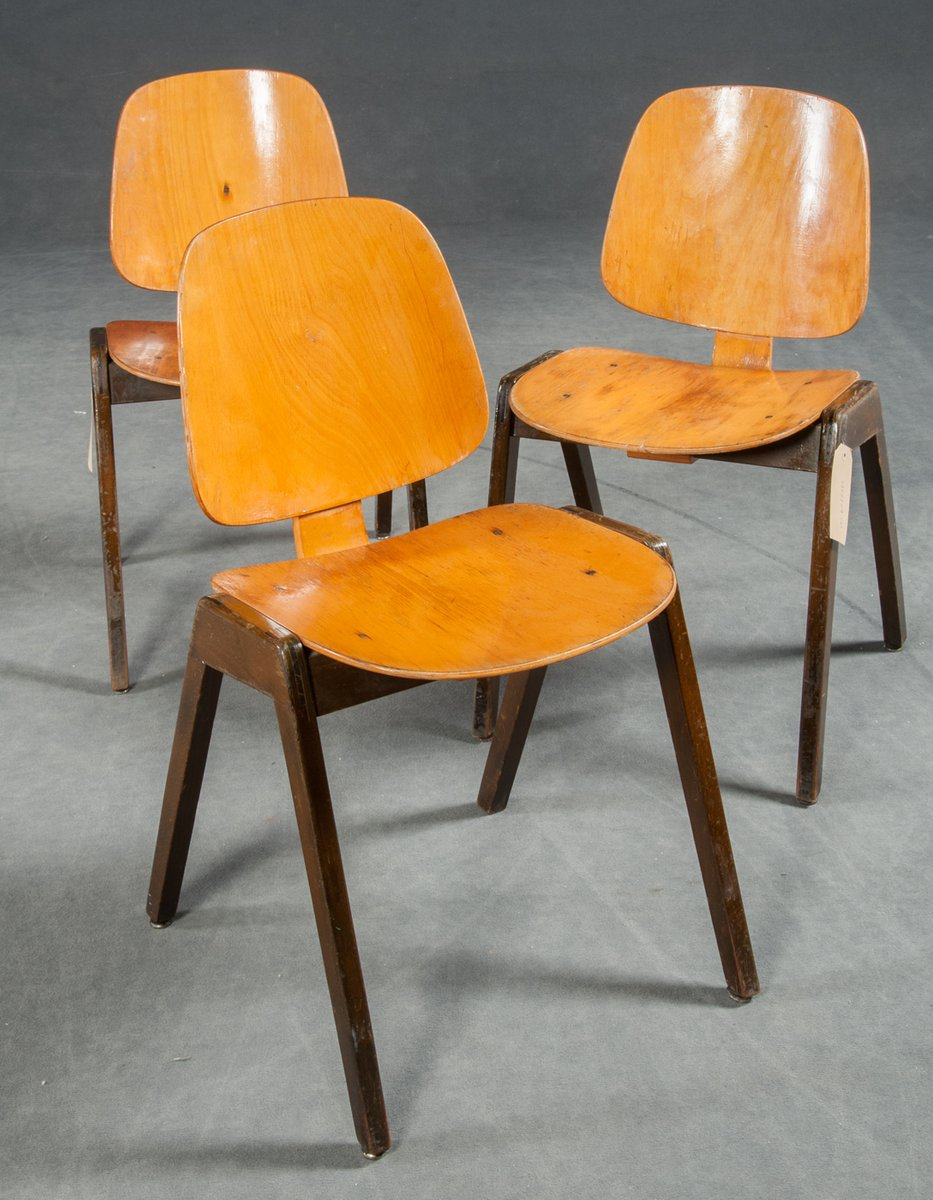 vintage bentwood chairs from thonet set of 3 for sale at pamono. Black Bedroom Furniture Sets. Home Design Ideas
