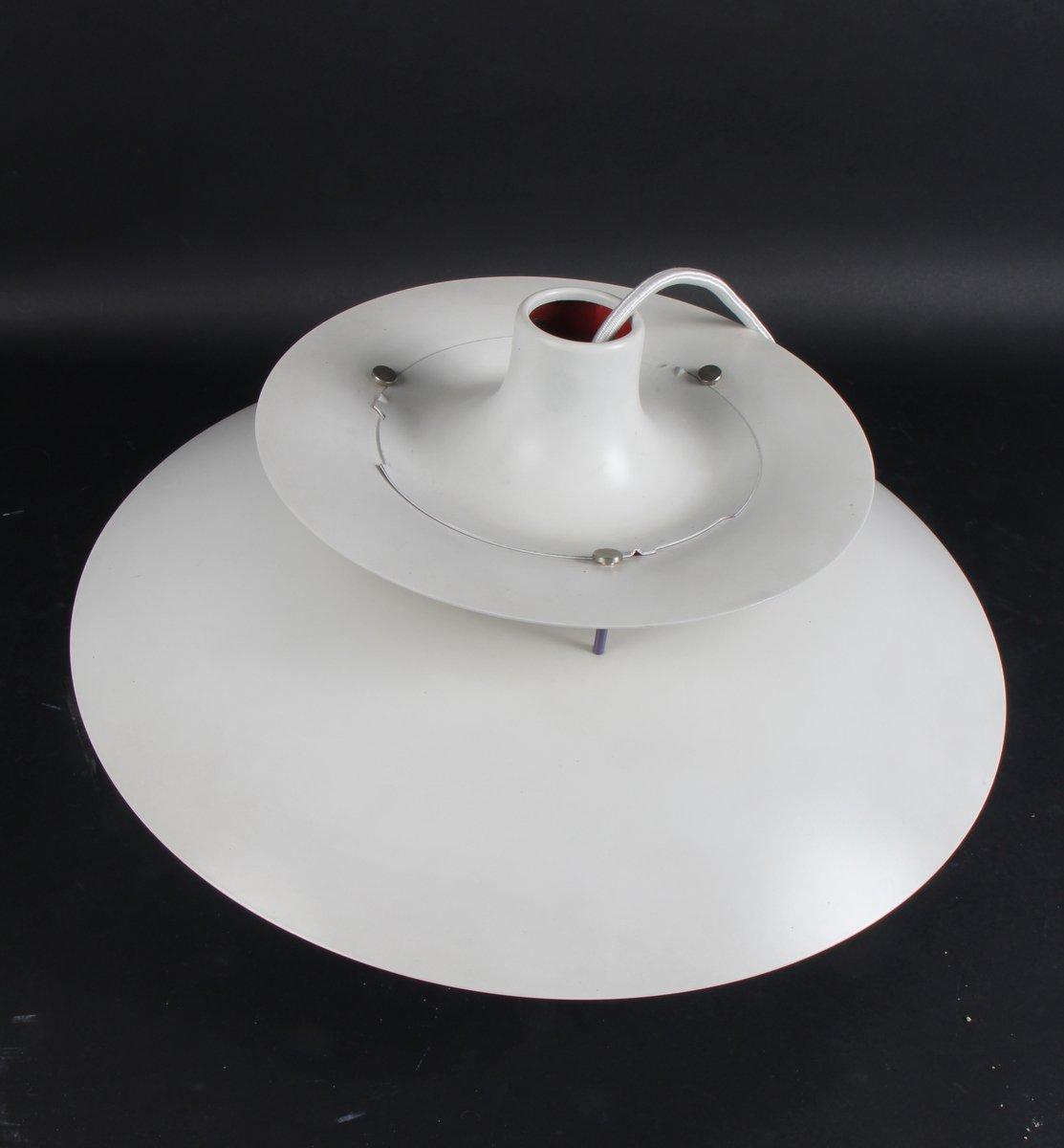 vintage ph5 suspension lamp by poul henningsen for louis poulsen for sale at pamono. Black Bedroom Furniture Sets. Home Design Ideas