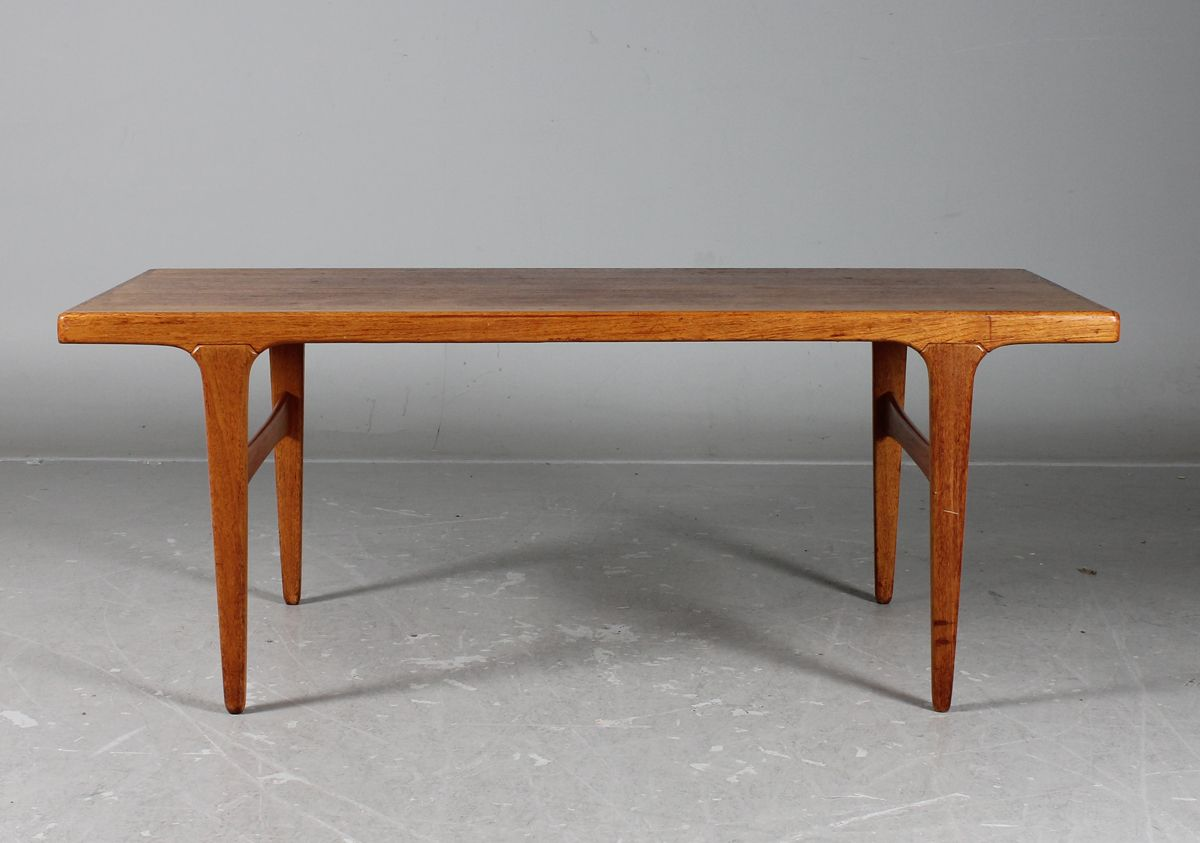 Mid century danish teak coffee table 1960s for sale at pamono for Teak coffee table