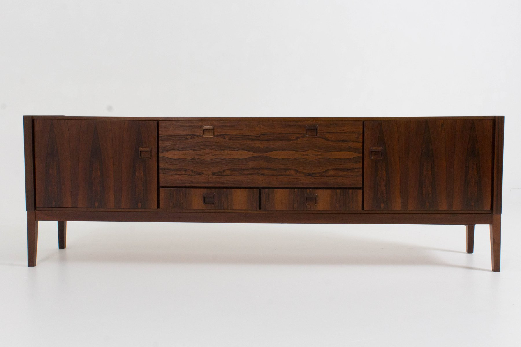 mid century modern sideboard from fristho 1960s for sale at pamono. Black Bedroom Furniture Sets. Home Design Ideas