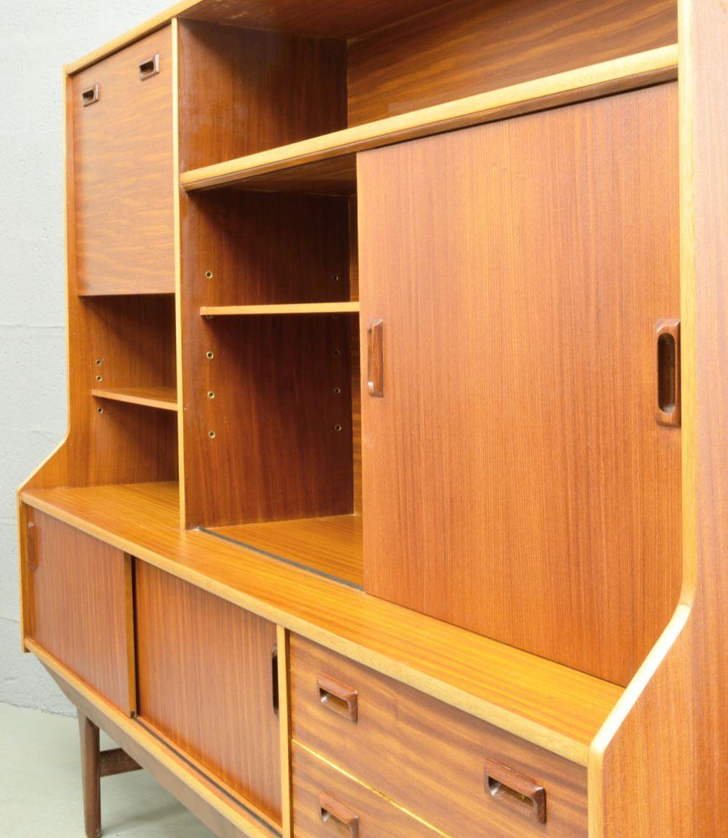 Sideboard Und Highboard ~ Mid century teak sideboard or highboard from elliots of