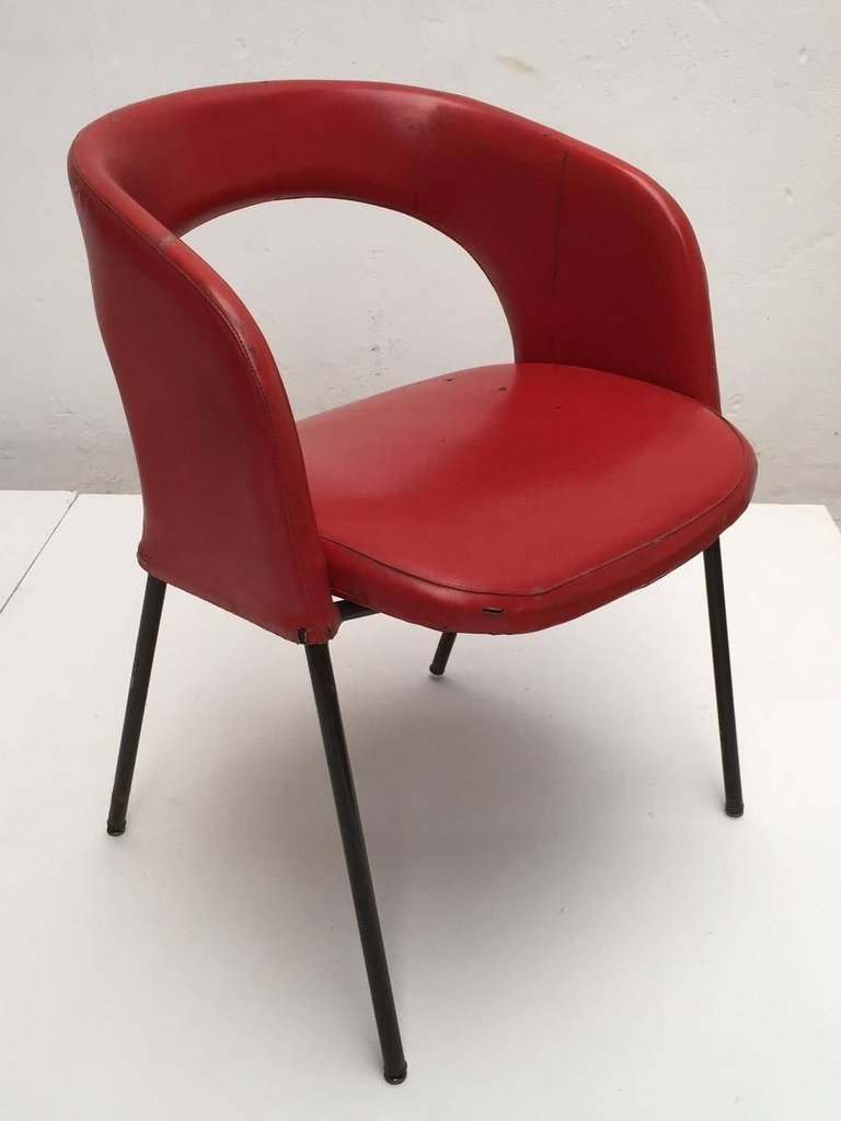 Dining chairs from rima 1960s set of 6 for sale at pamono for Set of 6 dining chairs