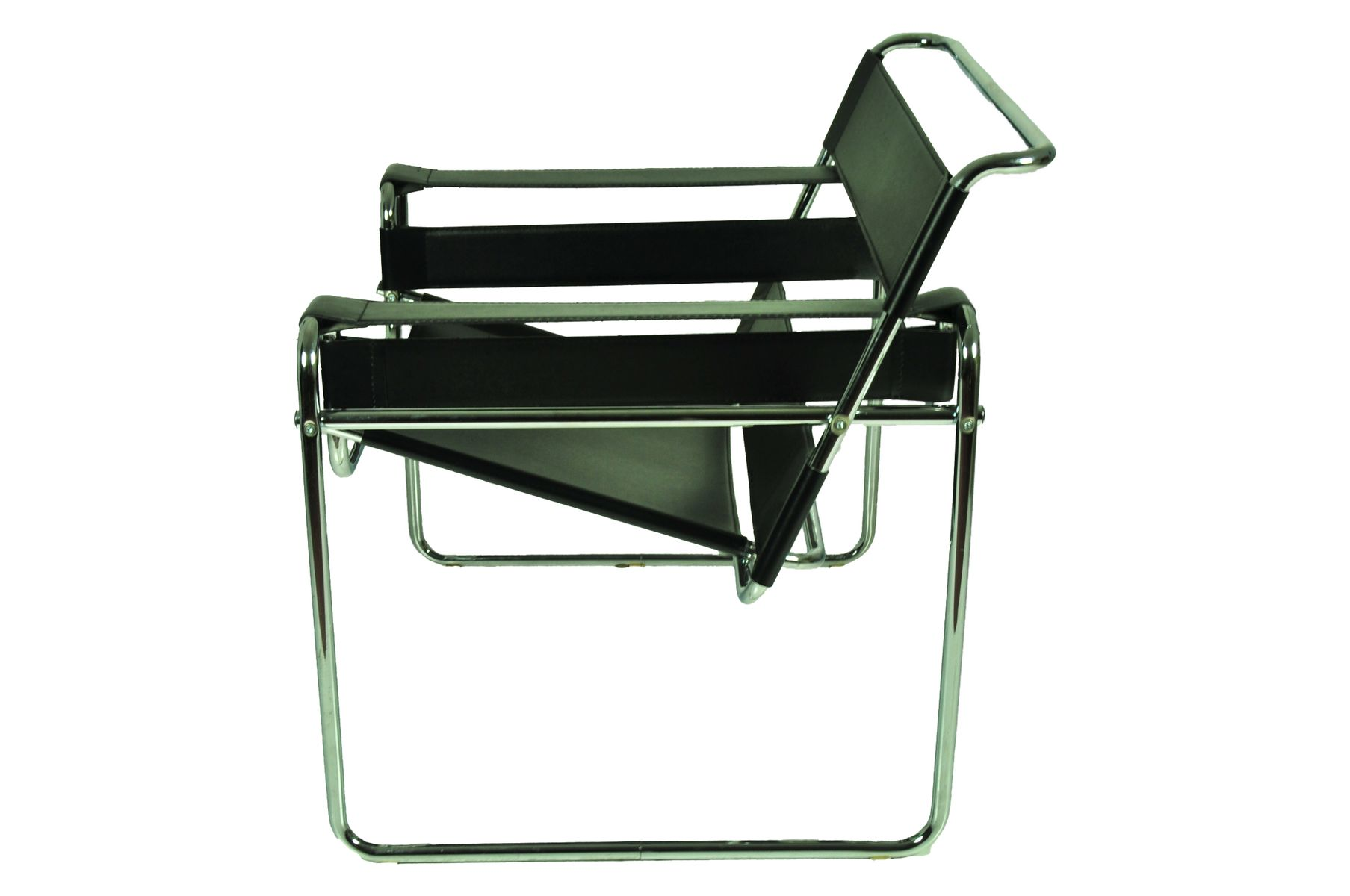vintage wassily chair by marcel breuer for sale at pamono. Black Bedroom Furniture Sets. Home Design Ideas