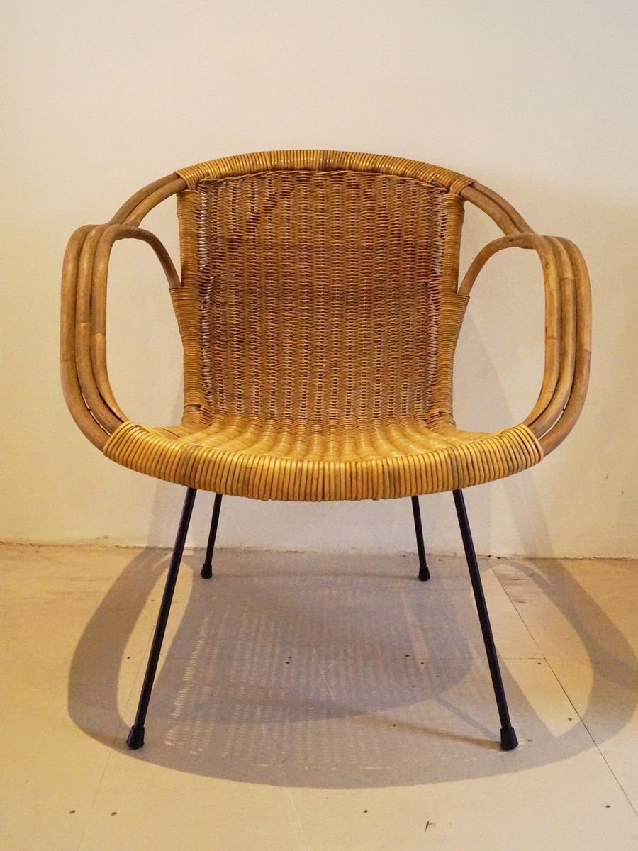midcentury modern woven wicker basket chairs s set of . midcentury modern woven wicker basket chairs s set of  for