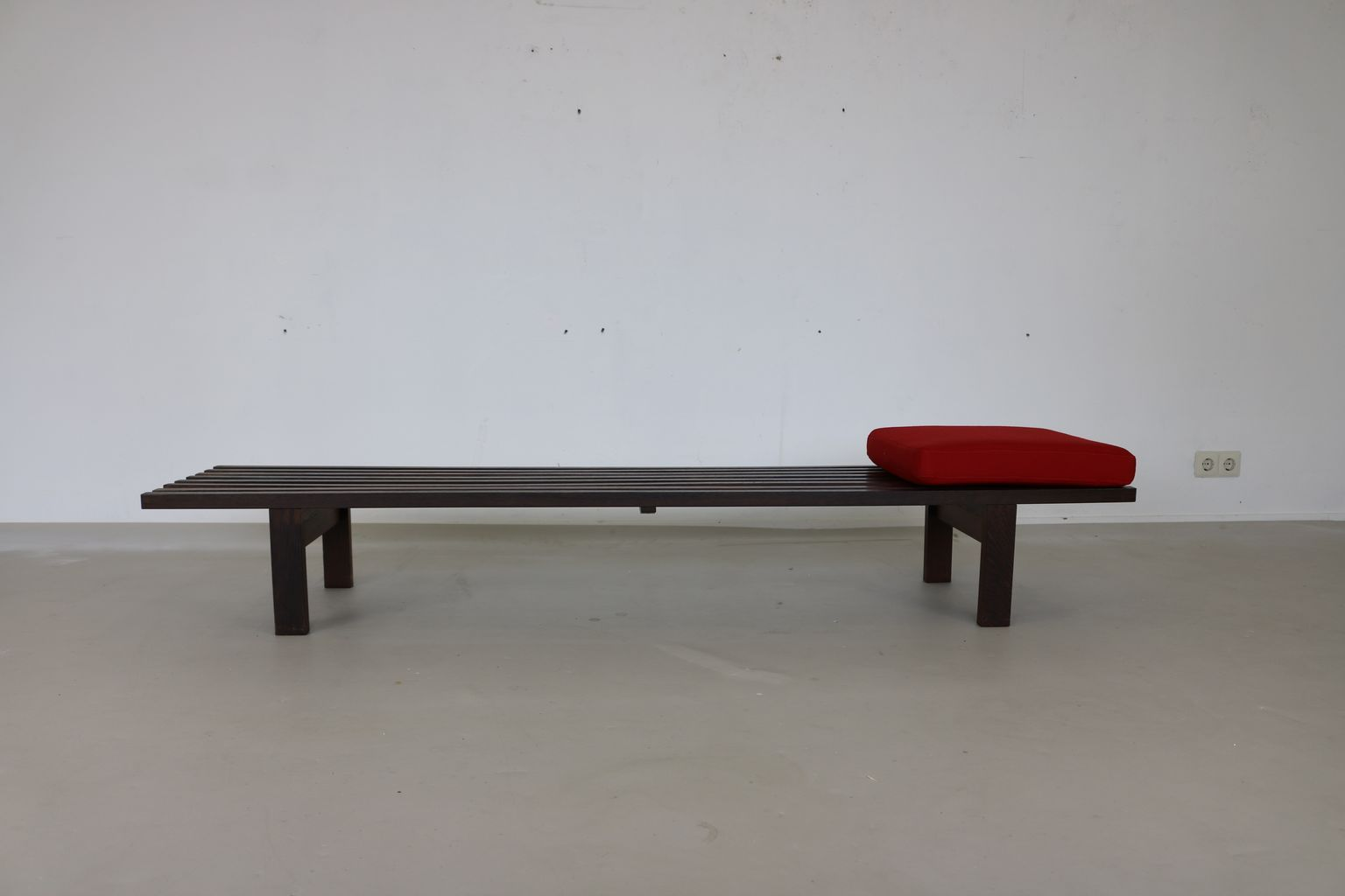Slat Bench From Castelijn 1960s For Sale At Pamono