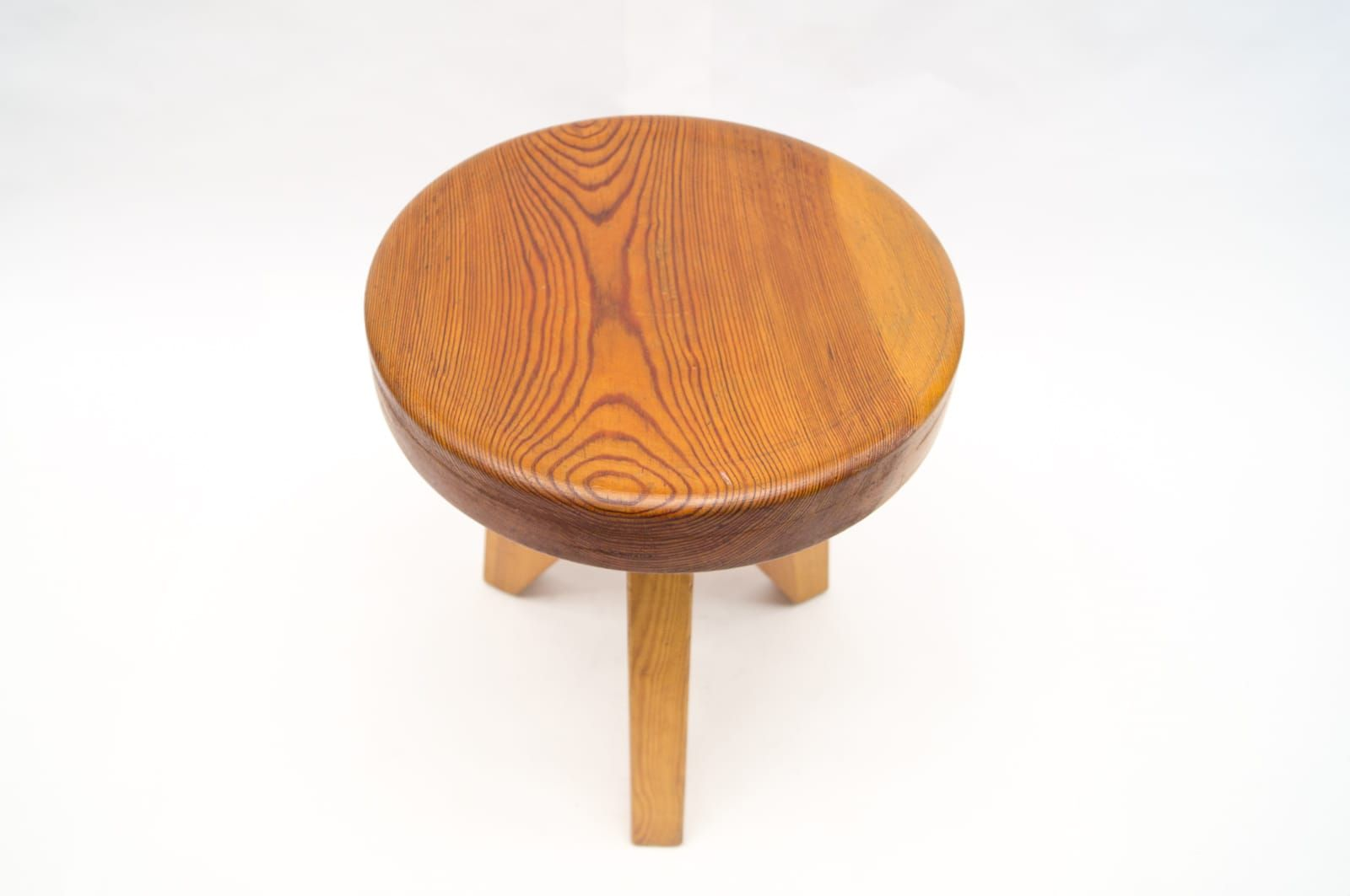 French Three-Legged Wooden Stool 1960s 6. $803.00. Price per piece  sc 1 st  Pamono & French Three-Legged Wooden Stool 1960s for sale at Pamono islam-shia.org
