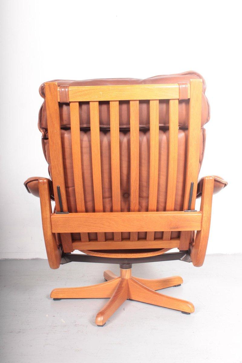 Vintage norwegian easy chair from soda galvano for sale at for Norwegian vintage office chair
