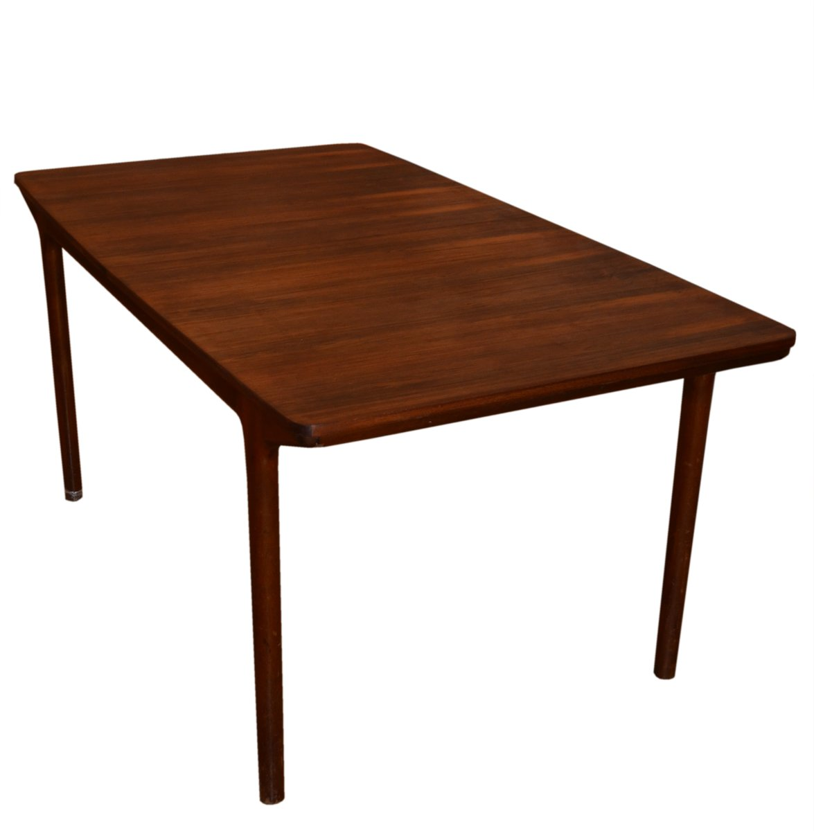 Grande table de salle manger rallonge mid century 12 for Grande table a rallonge