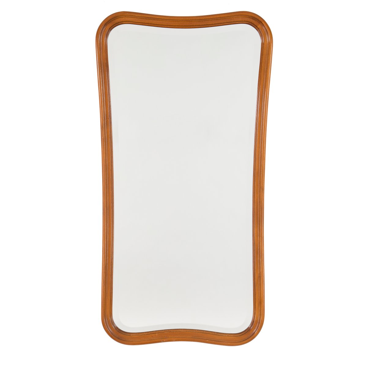 Scandinavian Modern Full Length Mirror From Glas Tr
