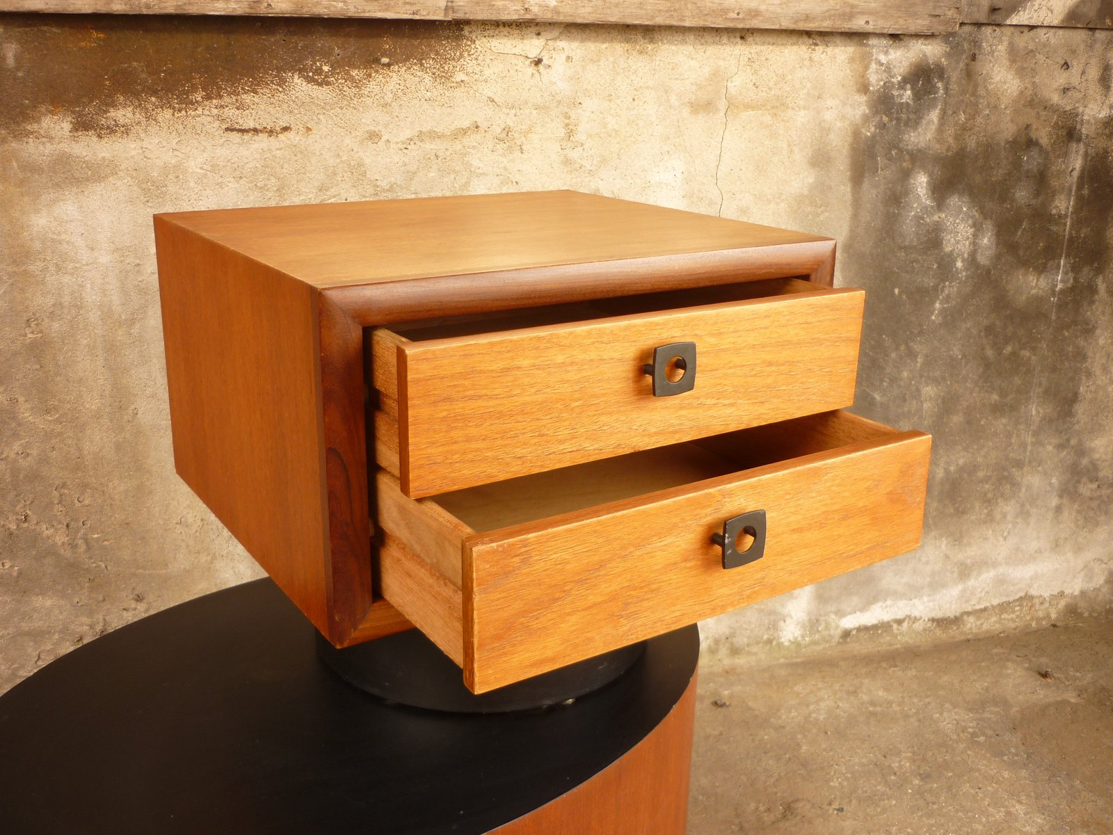 Amazing Side Table U0026 Chest Of Drawers From RS Associates, 1960s