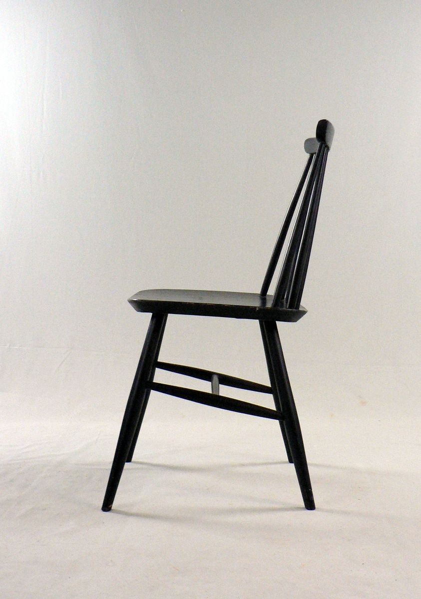 vintage chairs by ilmari tapiovaara set of 4 for sale at pamono. Black Bedroom Furniture Sets. Home Design Ideas