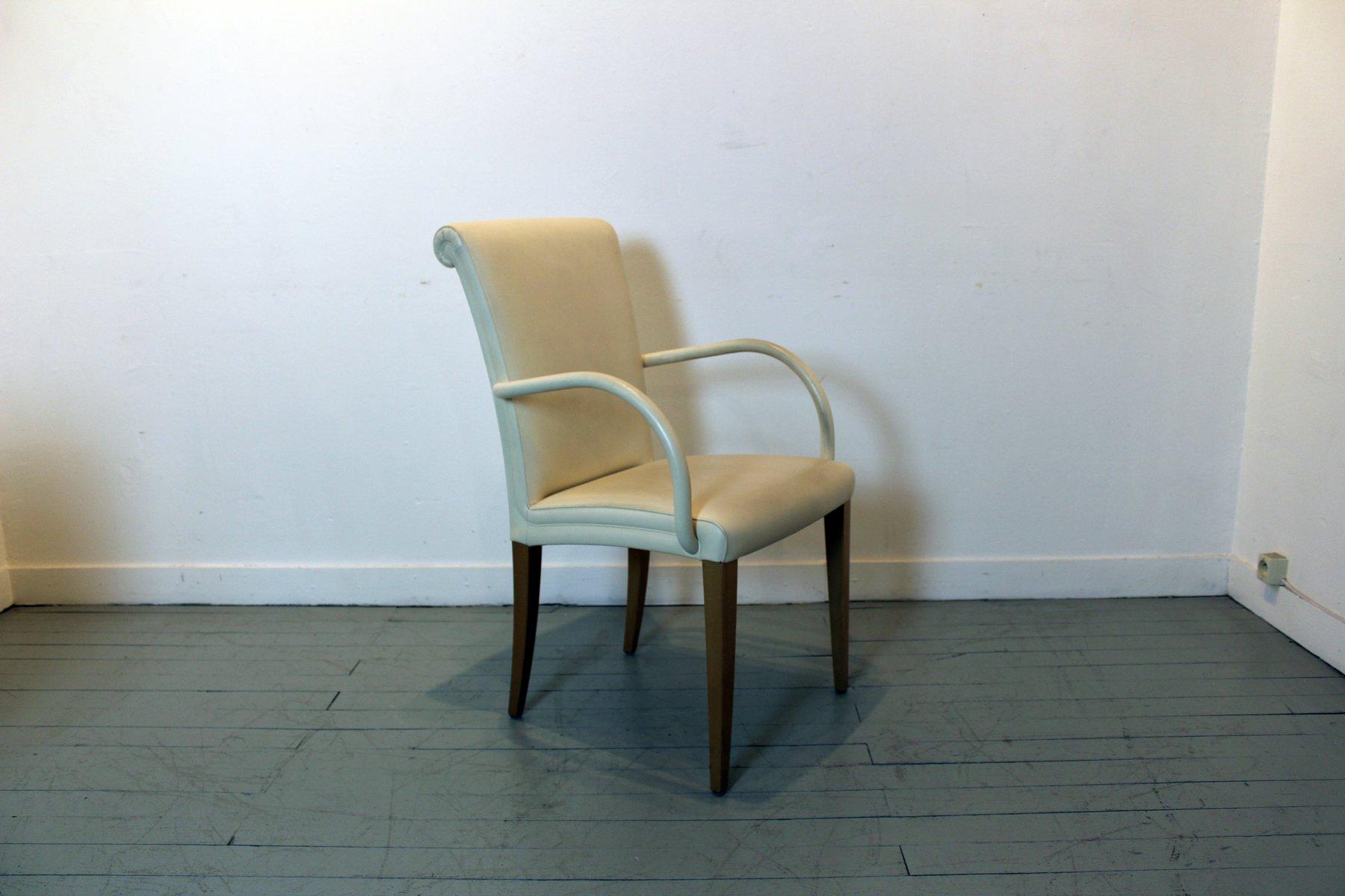 victoria leder armlehnst hle von poltrona frau 6er set. Black Bedroom Furniture Sets. Home Design Ideas