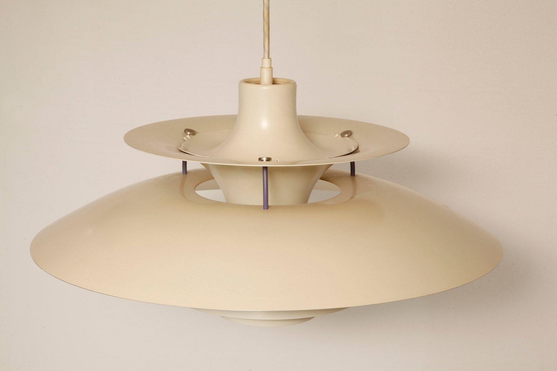 vintage-ph-5-lampe-von-poul-henningsen-fuer-louis-poulsen-2 Schöne Lampe Mit Mehreren Lampenschirmen Dekorationen