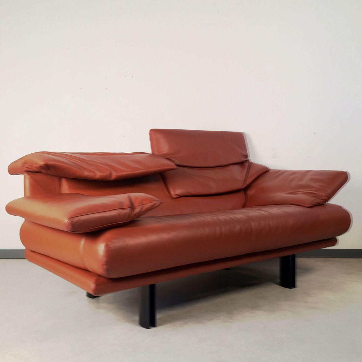vintage alanda zwei sitzer sofa von paolo piva f r b b italia bei pamono kaufen. Black Bedroom Furniture Sets. Home Design Ideas