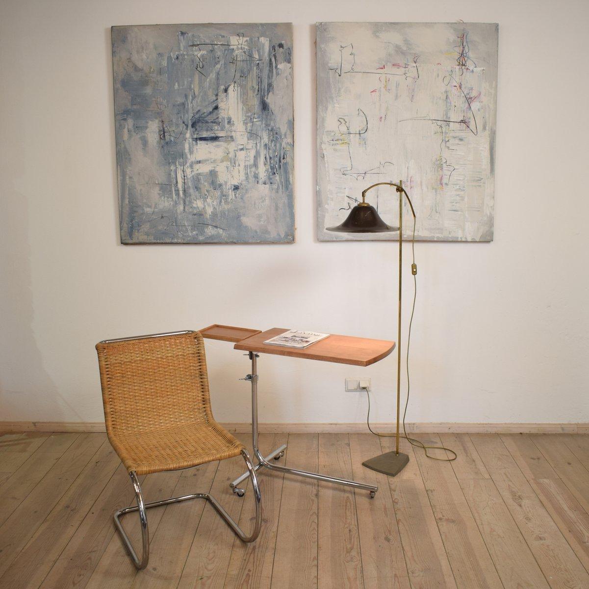 vintage tisch im bauhaus stil von cova bei pamono kaufen. Black Bedroom Furniture Sets. Home Design Ideas