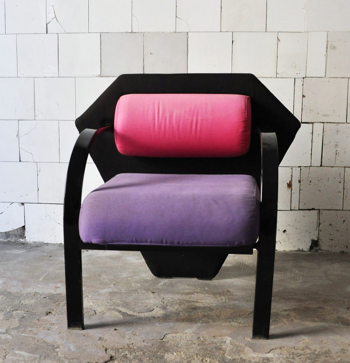 Postmodern chair 1980s for sale at pamono for 1980s chair