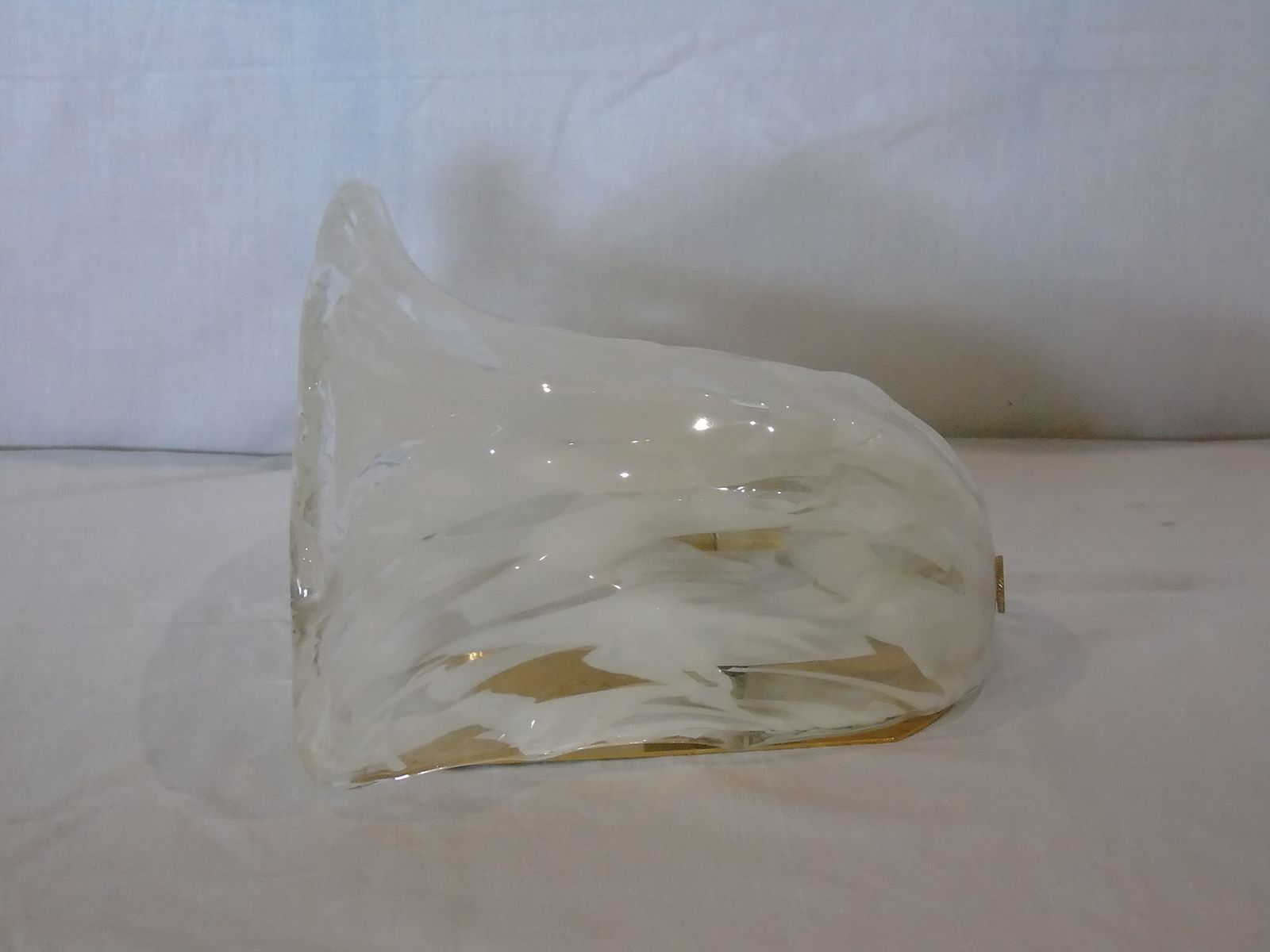 Vintage Murano Glass Wall Light from La Murrina for sale at Pamono