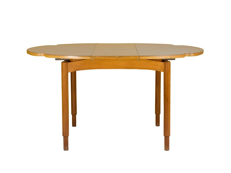 italian extensible dining table 1960s for sale at pamono. Black Bedroom Furniture Sets. Home Design Ideas