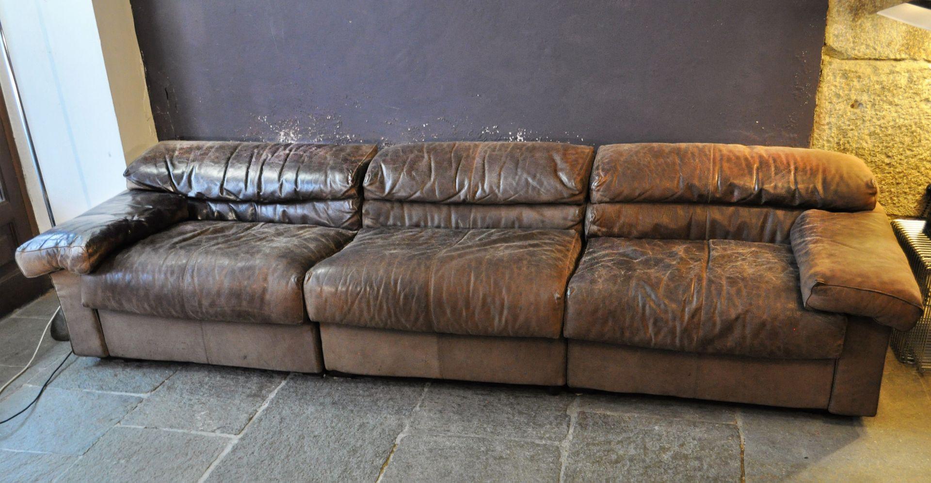Erasmo Sofa By Afra Tobia Scarpa For B B Italia 1974 For Sale At Pamono