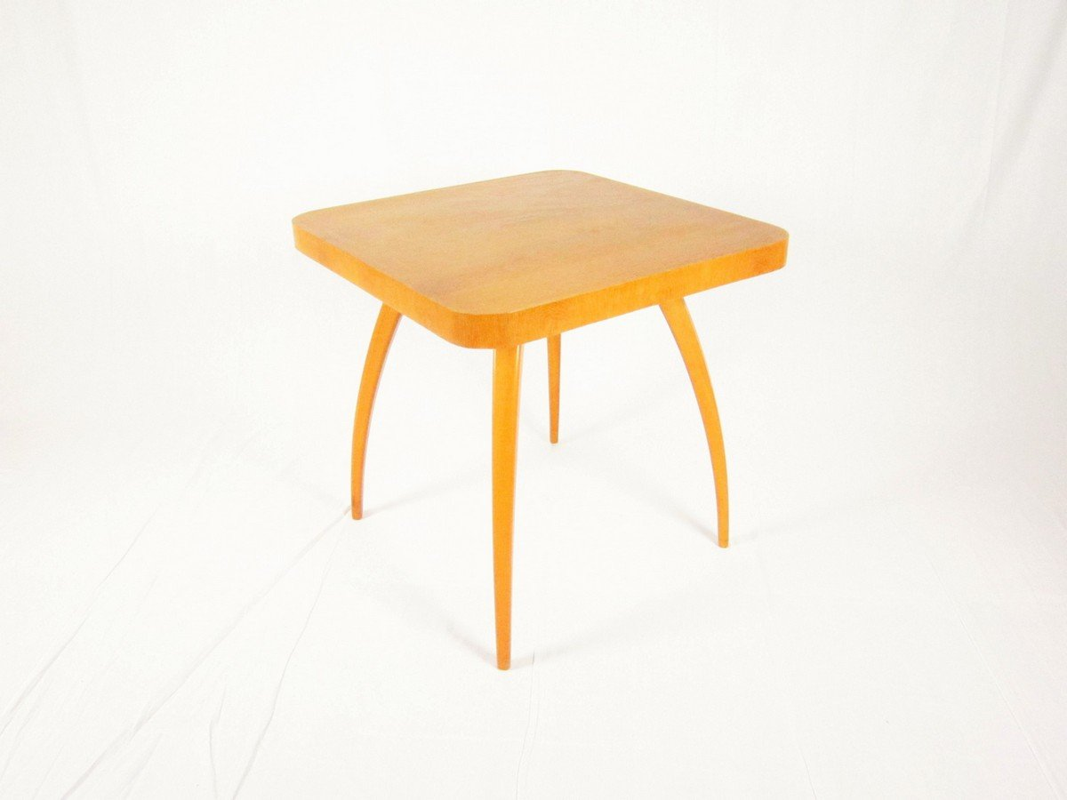 Model H259 Spider Coffee Table By Jindrich Halabala For Up