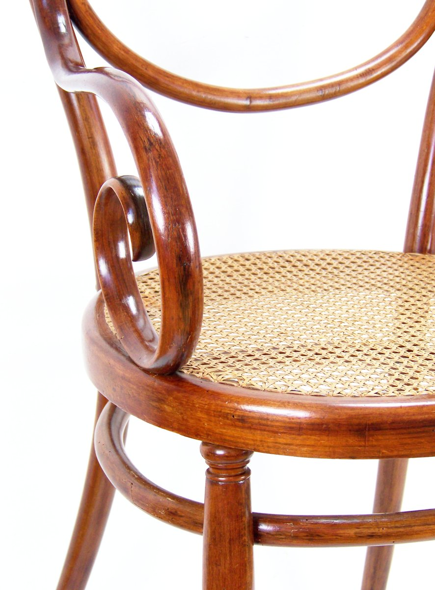 Viennese No 10 Armchair By Michael Thonet 1870s For Sale