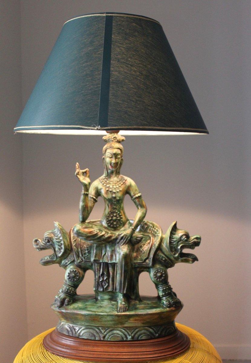 buddha lampe 1960er bei pamono kaufen
