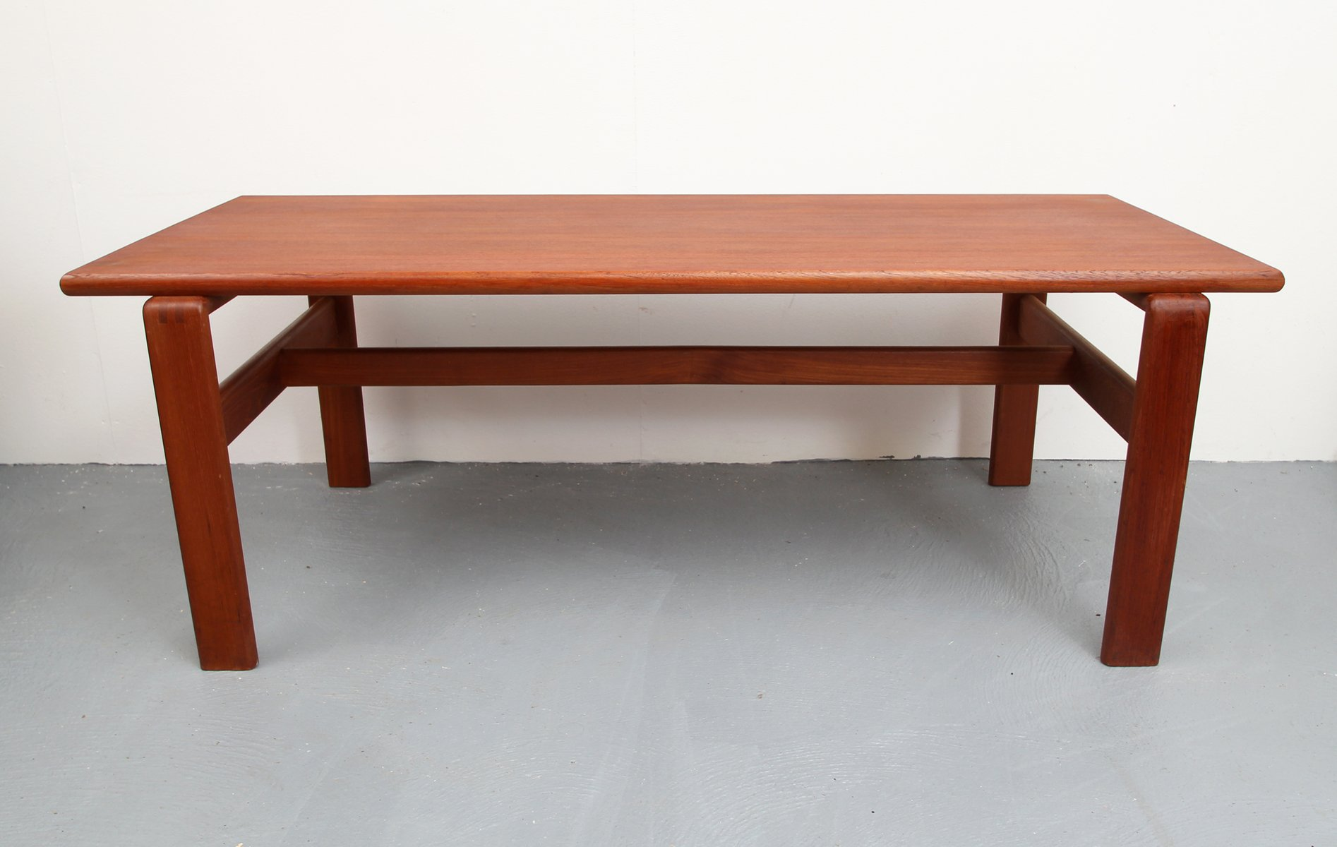 Danish Teak Coffee Table from Komfort 1960s for sale at Pamono