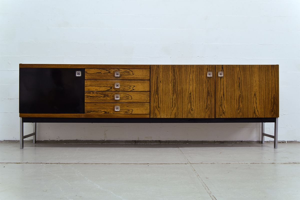 vintage sideboard by fristho franeker for fristho for sale. Black Bedroom Furniture Sets. Home Design Ideas