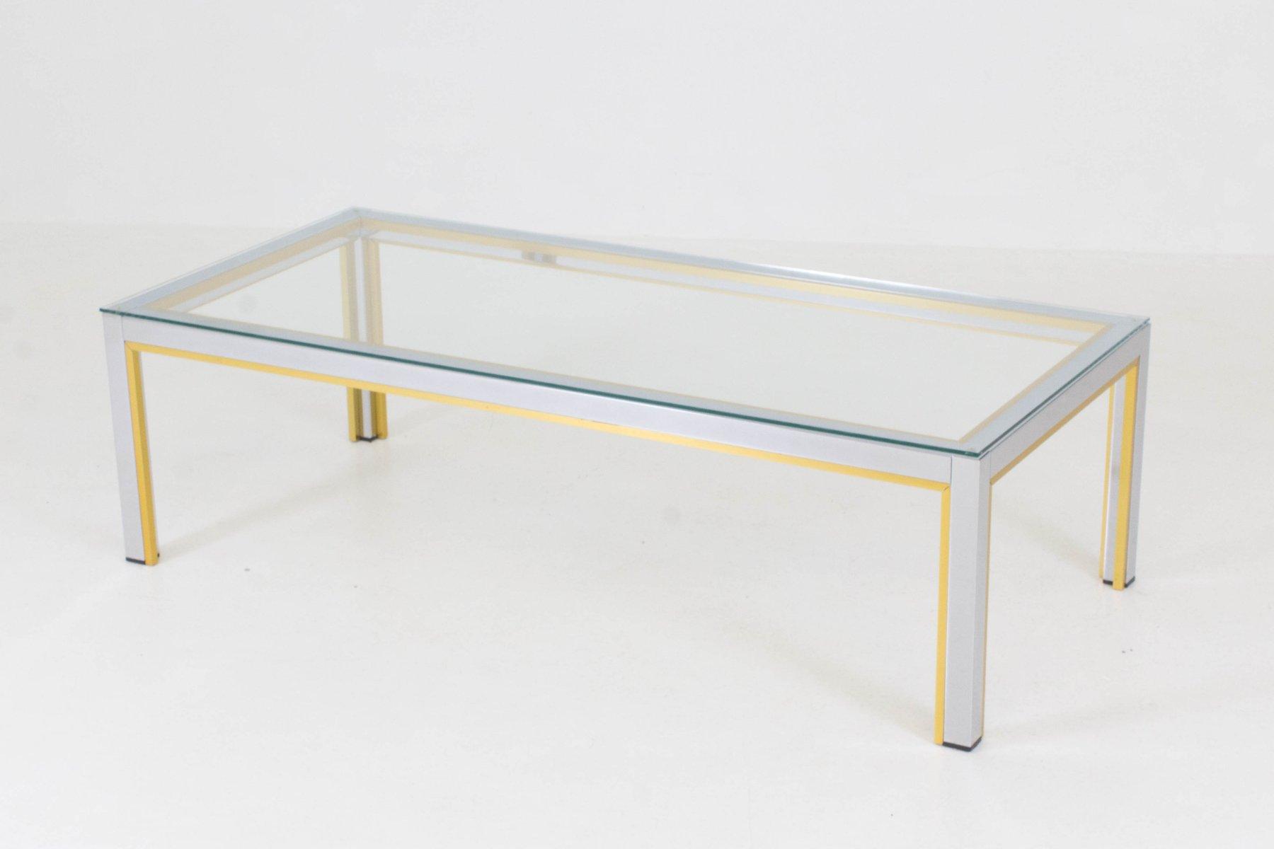 Italian coffee table by romeo rega 1970s for sale at pamono for Italian coffee table