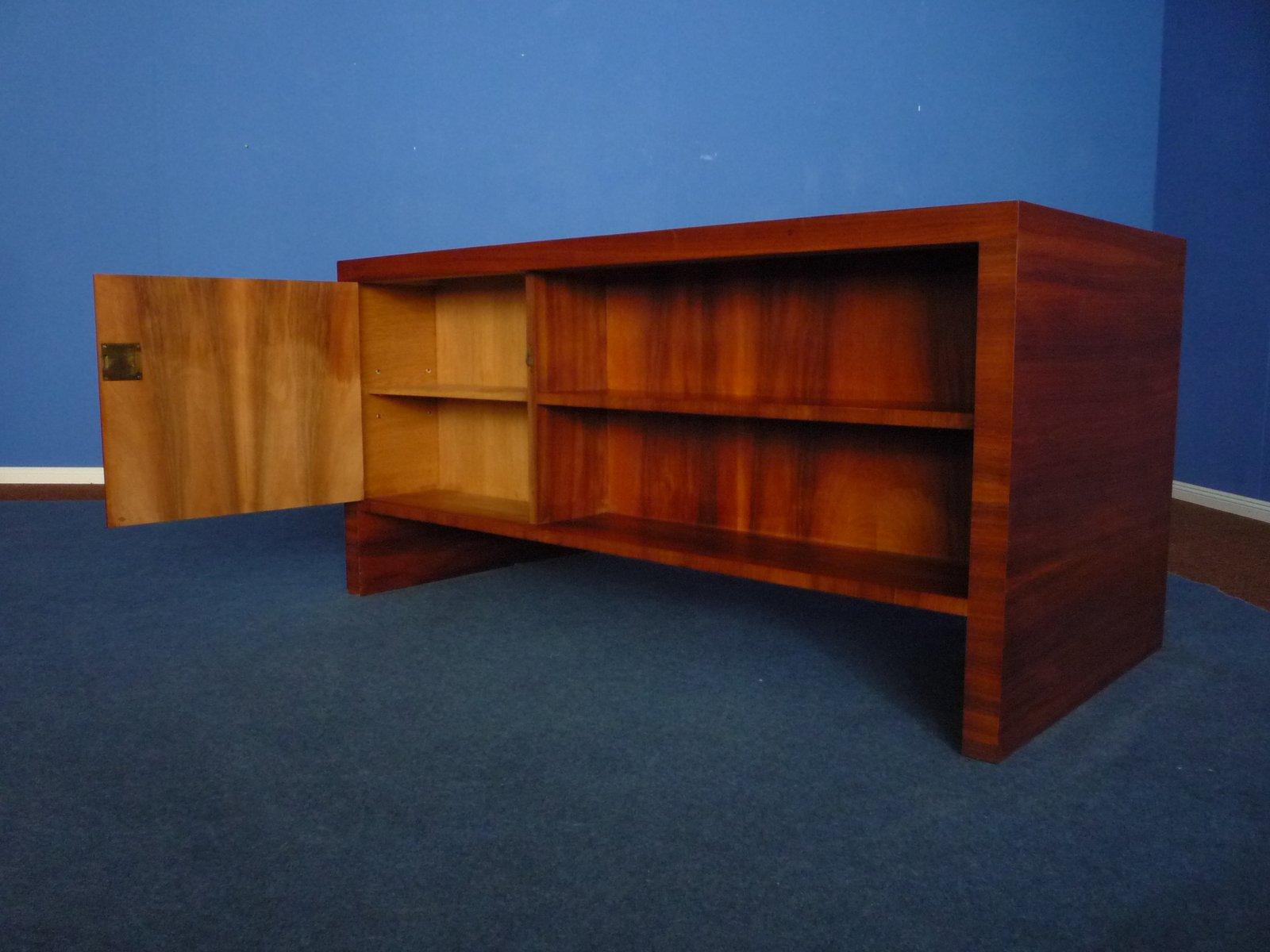 deutscher bauhaus walnuss schreibtisch 1930er bei pamono. Black Bedroom Furniture Sets. Home Design Ideas