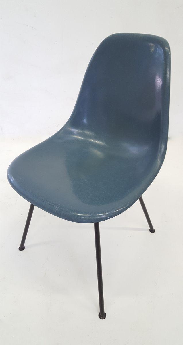 stuhl von charles ray eames f r herman miller 1960 bei pamono kaufen. Black Bedroom Furniture Sets. Home Design Ideas