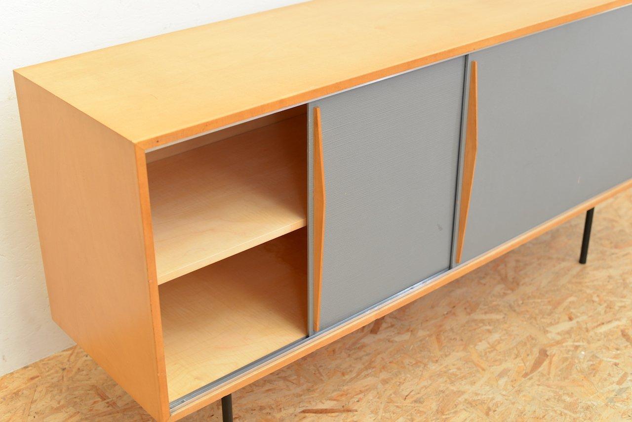 vintage sideboard by kurt thut for thut m bel for sale at. Black Bedroom Furniture Sets. Home Design Ideas