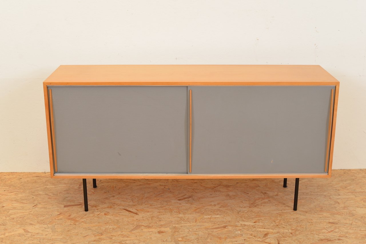 vintage sideboard by kurt thut for thut m bel for sale at. Black Bedroom Furniture Sets. Home Design Ideas