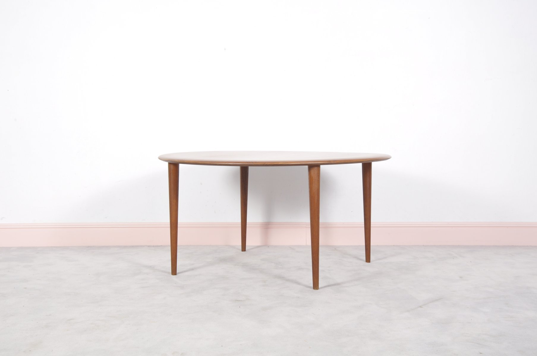 Mid Century Danish FD 515 Coffee Table by Peter Hvidt & Orla