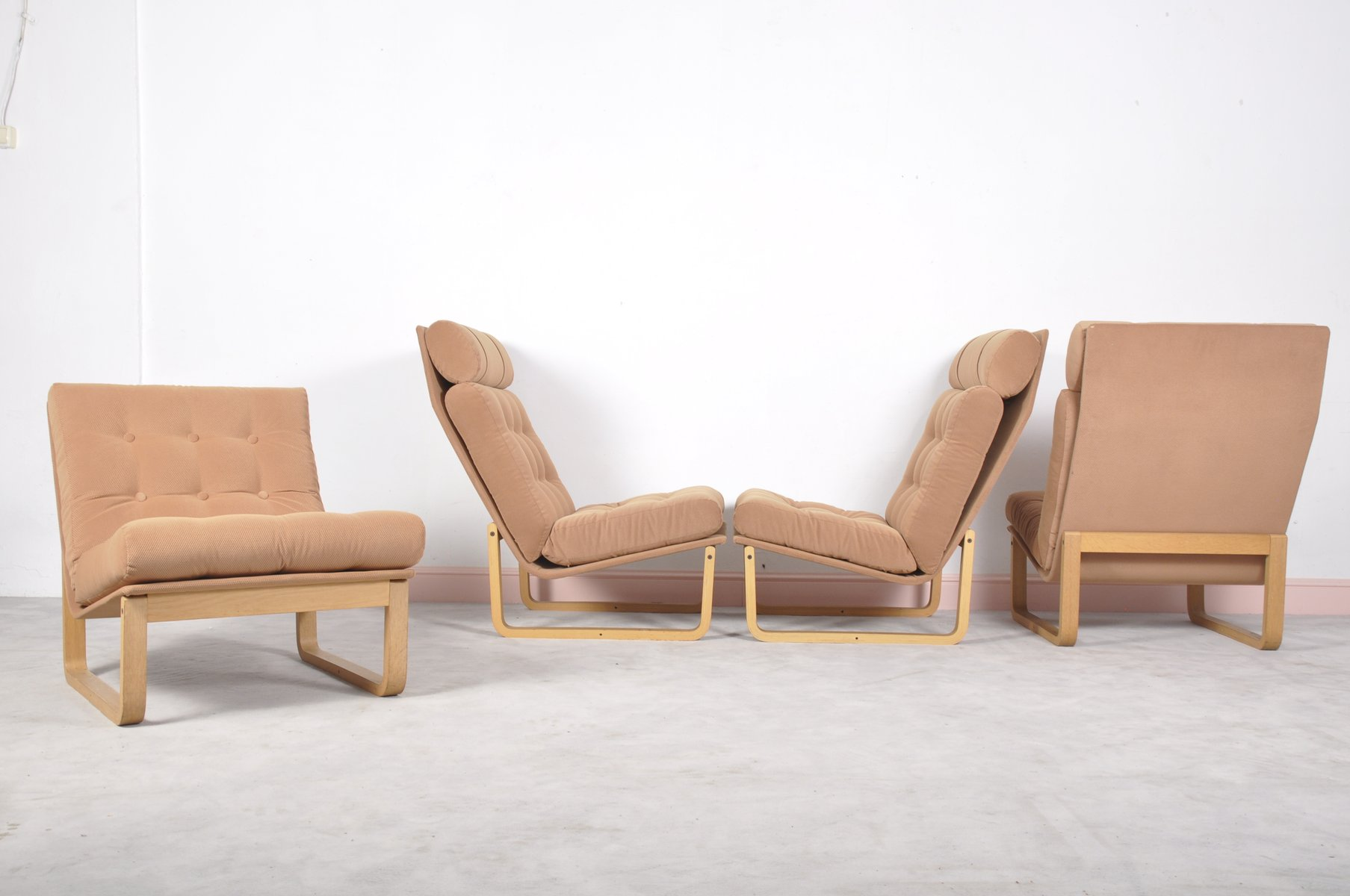 Mid Century Sectional Sofa by Rud Thygesen & Johnny Sorensen for