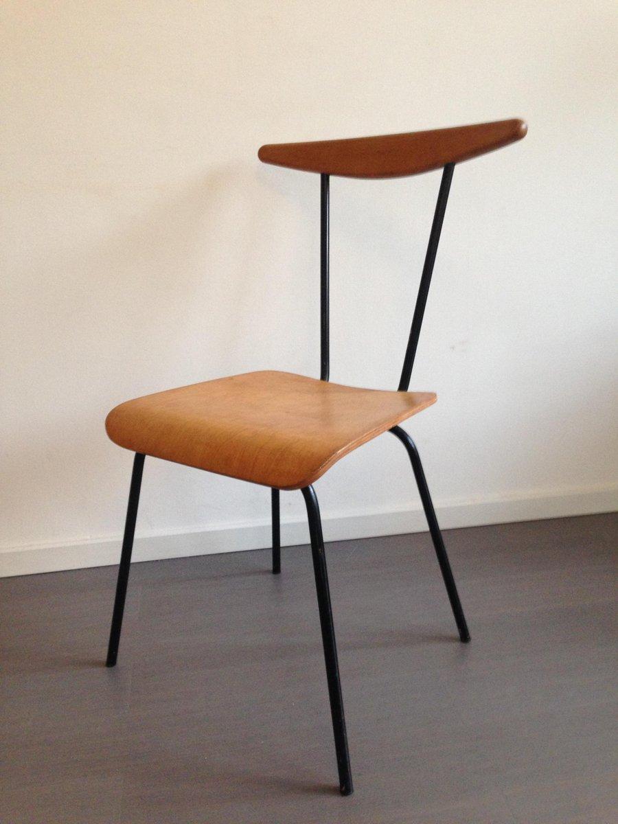 niederl ndischer dress boy stuhl von wim rietveld f r. Black Bedroom Furniture Sets. Home Design Ideas