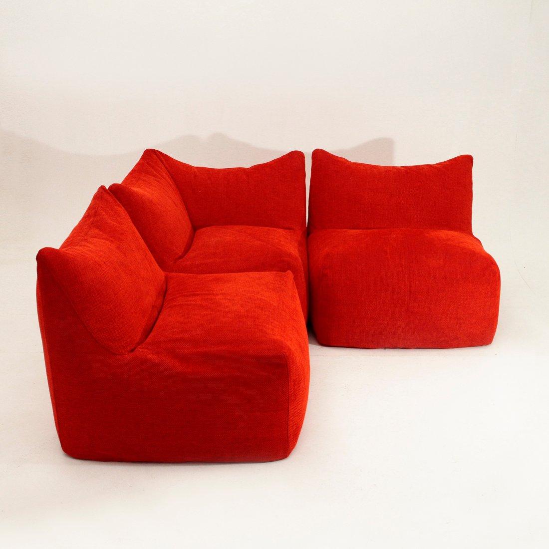 Le Bambole Modular Sofa By Mario Bellini For B B Italia