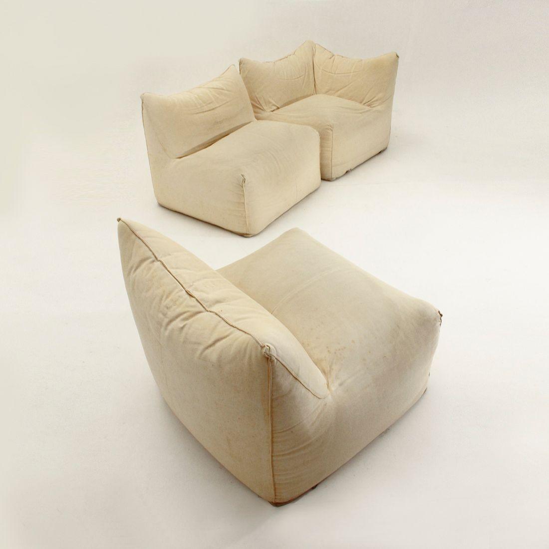 Le Bambole Modular Sofa By Mario Bellini For B B Italia 1970s For Sale At Pamono