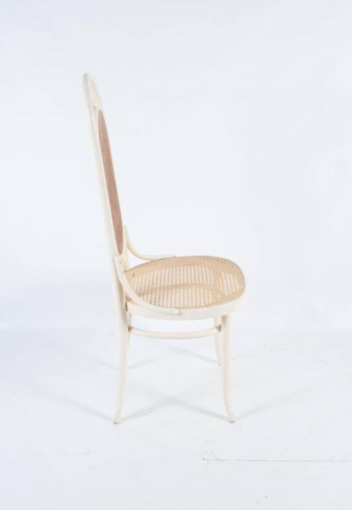 antike modell 207 bank st hle und sessel set von thonet bei pamono kaufen. Black Bedroom Furniture Sets. Home Design Ideas