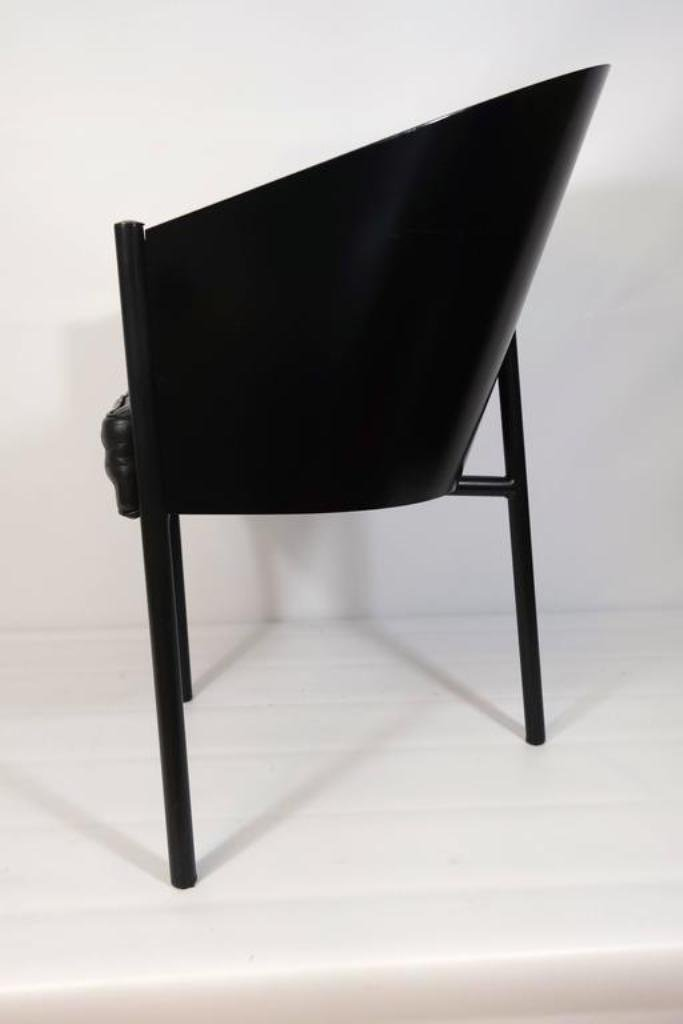 vintage costes chairs by philippe starck for driade set of 4 for sale at pamono. Black Bedroom Furniture Sets. Home Design Ideas