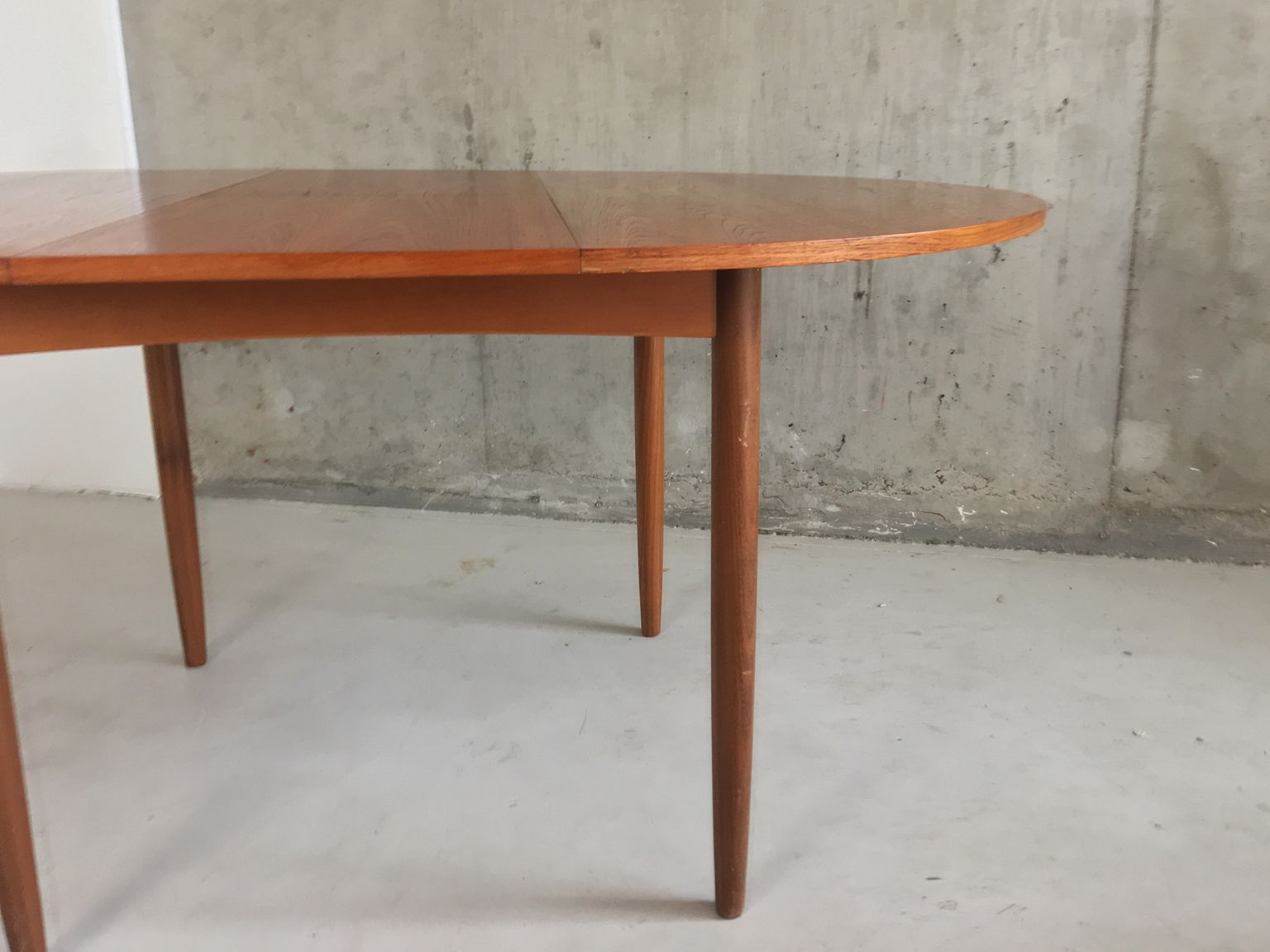 extendable teak dining table from g plan 1970s for sale
