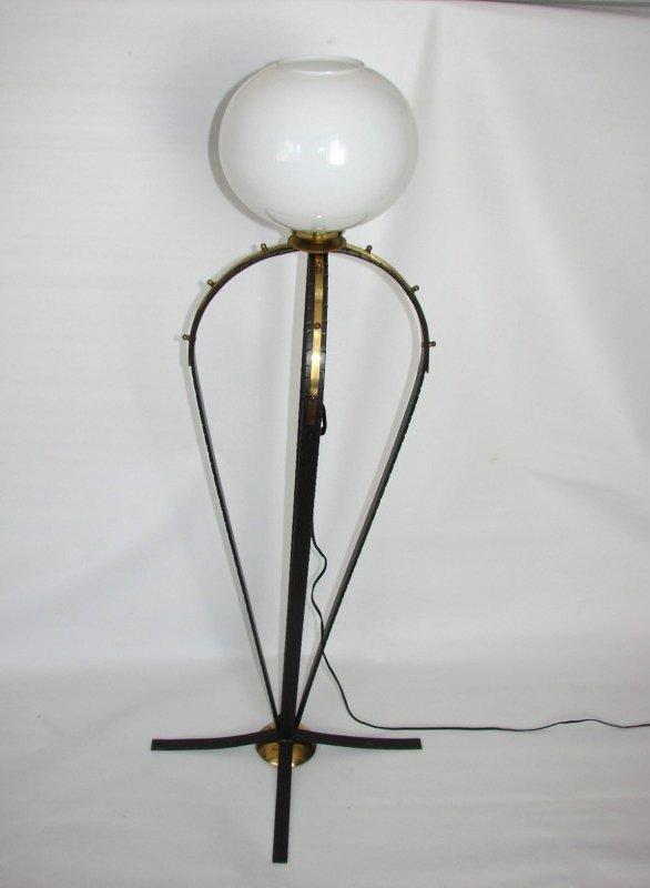 Mid century modern floor lamp 1970s for sale at pamono for Modern floor lamp on sale