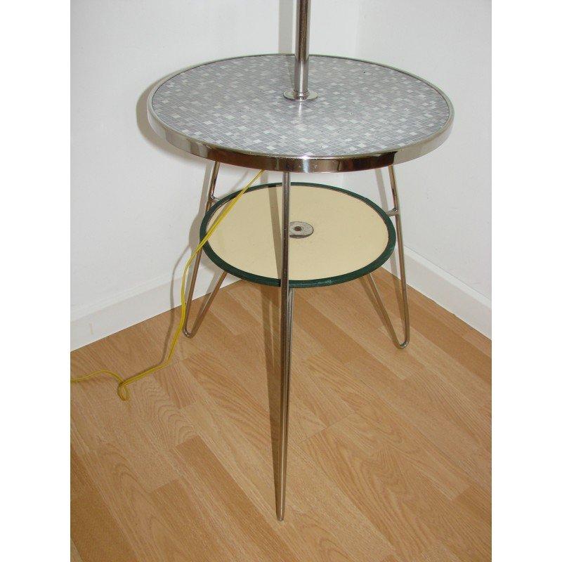polnische stehlampe 1960er bei pamono kaufen. Black Bedroom Furniture Sets. Home Design Ideas