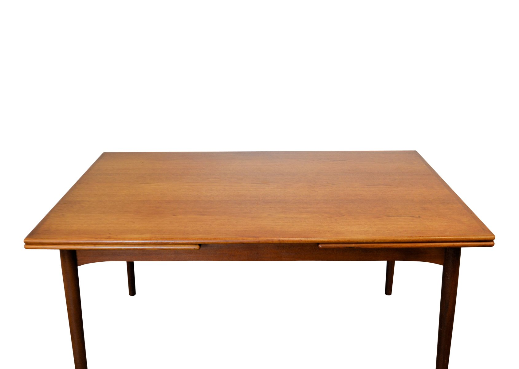 Vintage Danish Extendable Teak Dining Table for sale at Pamono : vintage danish extendable teak dining table 4 from www.pamono.com.au size 1690 x 1200 jpeg 61kB