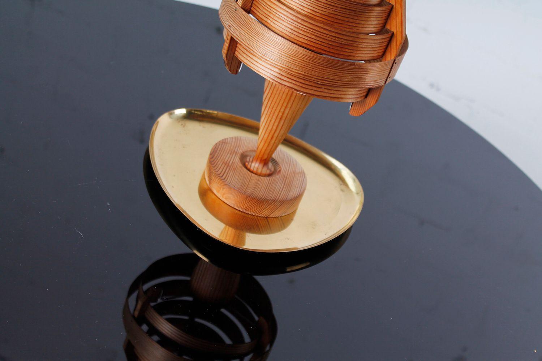 kleine mid century tischlampe von hans agne jakobsson f r. Black Bedroom Furniture Sets. Home Design Ideas