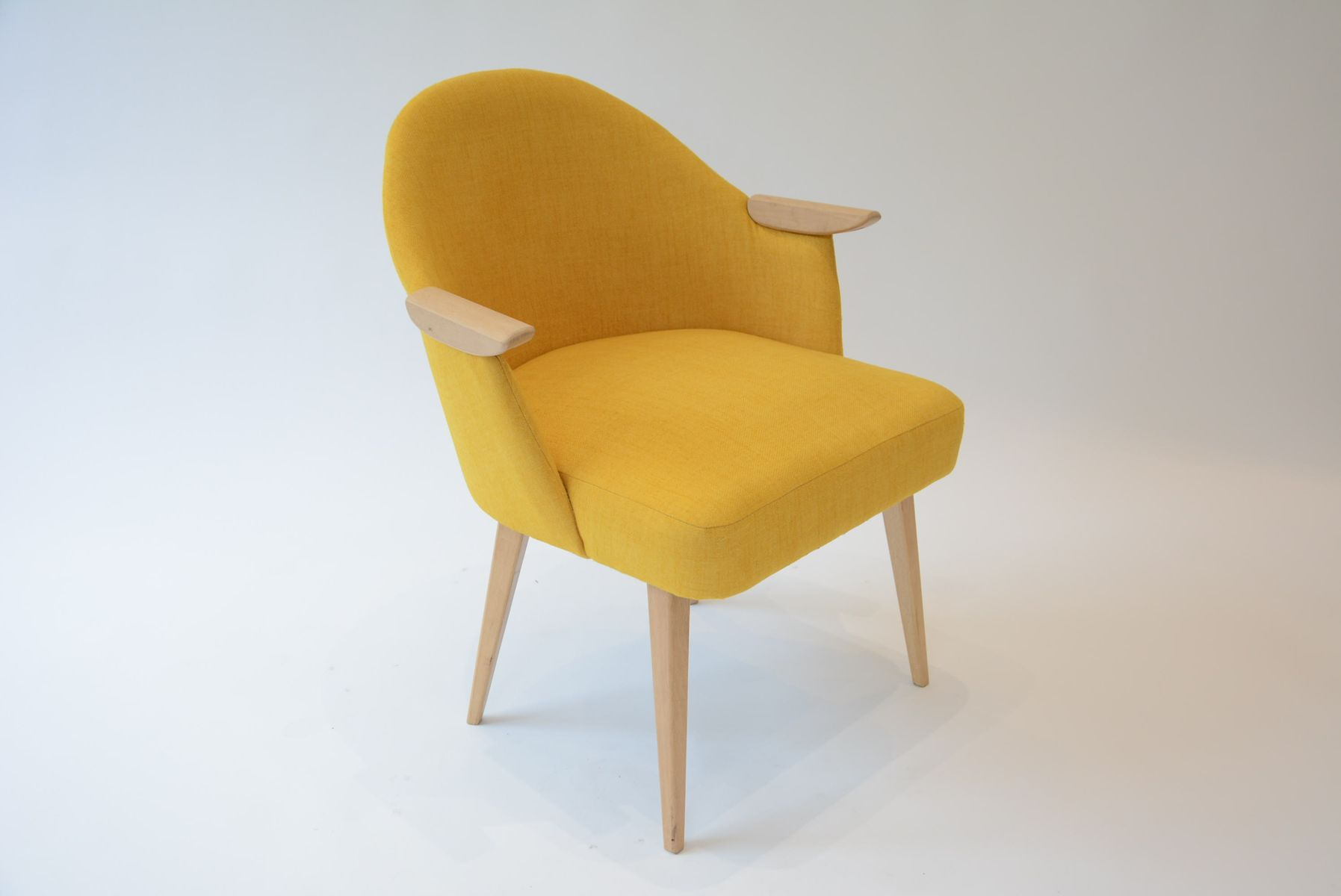 small yellow armchair s for sale at pamono -