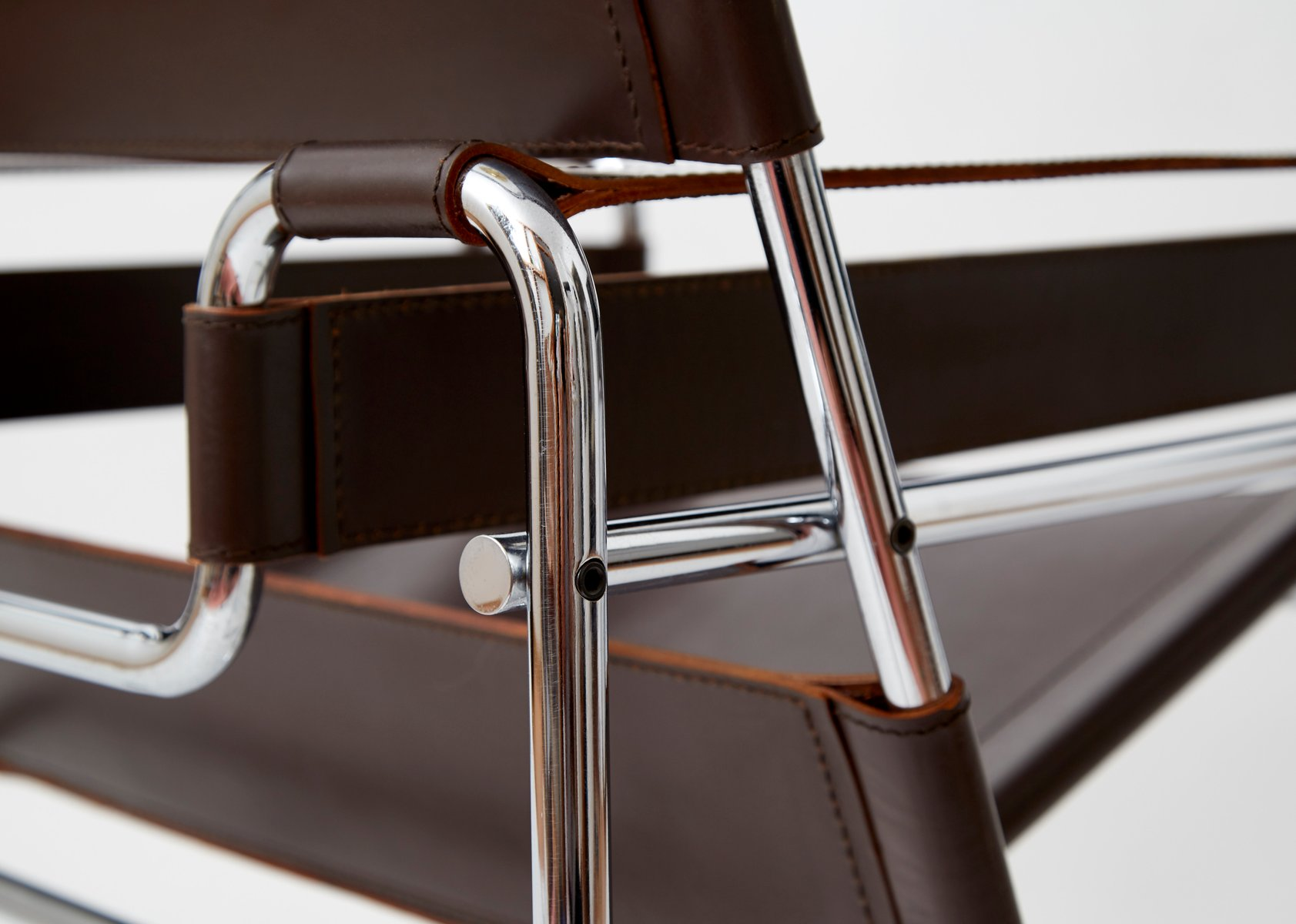 Marcel breuer wassily chair - B3 Wassily Chair By Marcel Breuer For Gavina 15 On Hold