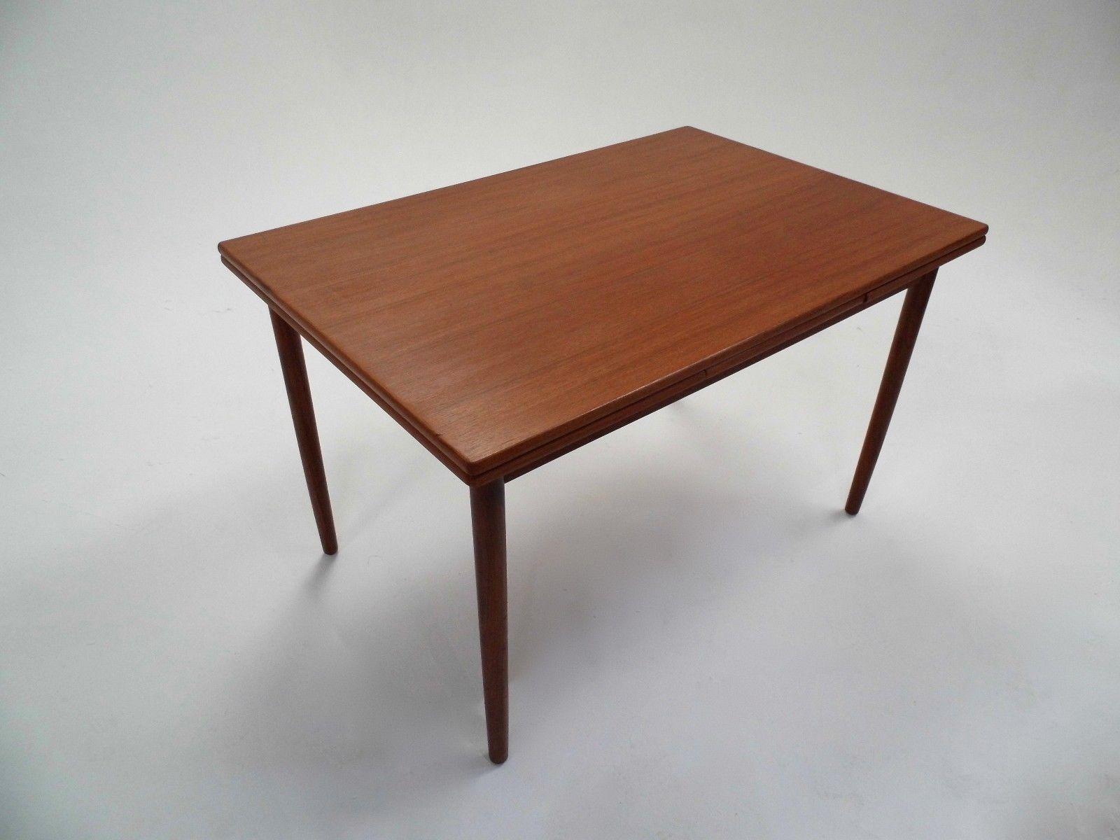 Danish Teak Extending Dining Table 1960s for sale at Pamono : danish teak extending dining table 1960s 2 from www.pamono.com size 1600 x 1200 jpeg 134kB