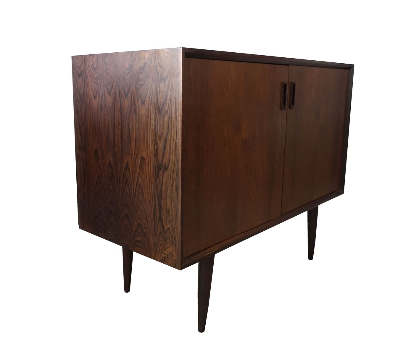 mid century danish rosewood sideboard for sale at pamono. Black Bedroom Furniture Sets. Home Design Ideas