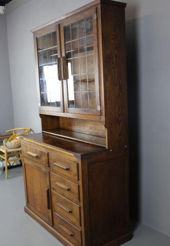 Credenza da cucina Triumph in quercia, inizio X secolo in vendita ...
